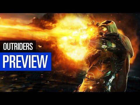 Outriders | PREVIEW | Der Destiny-Konkurrent der Bulletstorm-Macher