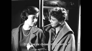 FEMMES ENTRE ELLES (Le Amiche) de Michelangelo Antonioni - Official trailer - 1955