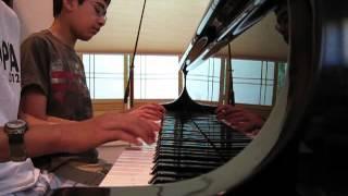 Phantom of The Opera - Piano Duet (feat. Brandon Farino)