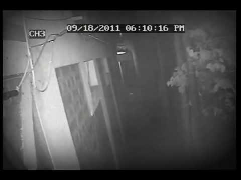 Earthquake Siliguri (Epicenter Mangan, Sikkim)18 September 2011. Caught On My CCTV Cam