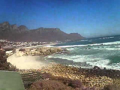 Timelapse Video – Glen Beach & Camps Bay – 16/08/2010