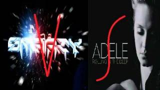 Carnival In The Deep (Dubstep Mashup) (Smarty vs Adele)