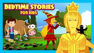 Bedtime Stories For Kids - Top 10 Bedtime Story Compilation By KIDS HUT    Kids Hut Stories