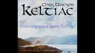 Chris Dawson 'Out on the Edge', featuring Sylvain Barou(uilleann pipes) Dan Ar Braz(electric guitar)