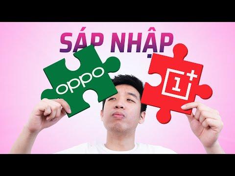 OnePlus chính thức SÁP NHẬP với OPPO: Không còn