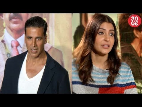 Akshay Promotes Toilet Wearing Bathroom Slippers | Anushka Saves A Seagull's Life