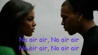 Jordin Sparks and Chris Brown- No air(Acapella, with lyrics)