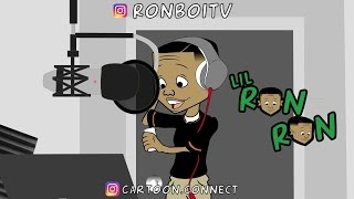 """Lil Ron Ron """"Tunnel Vision """" (Remix) -CheeseStick Vision-"""