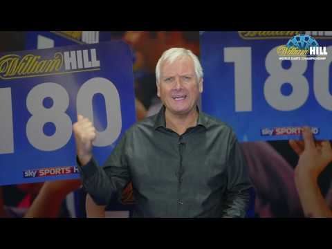 9 dart finish at the William Hill World Darts Championship