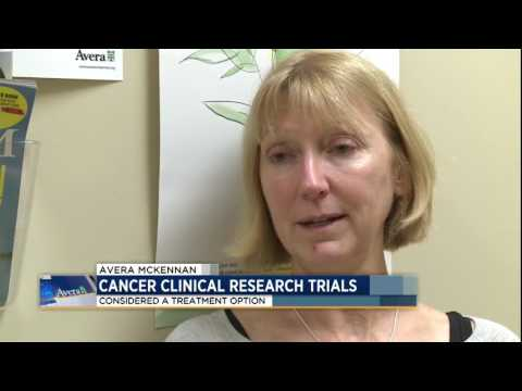 Importance of cancer clinical research trials - Medical Minute