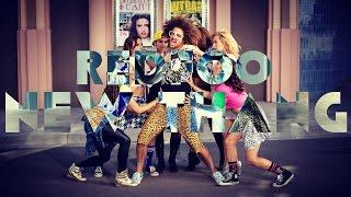 RedFoo - New Thang | Lyrics