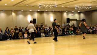 Our Day Will Come Line Dance Demo @ Windy City 2013