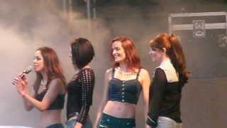 B*Witched- C'est La Vie- Live In Swindon 27/7/13