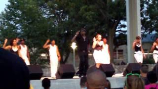 """MC Hammer LIVE! """"2 Legit 2 Quit"""" (Indiana State Fair 8.20.09"""