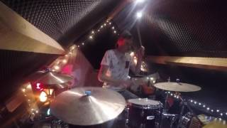 Niek - Bridges - Kensington (drum cover)