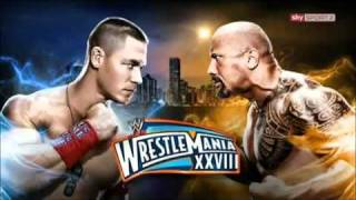 2012 Wrestlemania 28 Official Theme Song - Invincible By Machine Gun Kelly   Download Link.mp4