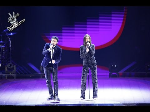 Ioana Ignat si Marius Moga - With A Little Help From My Friends | FINALA | Vocea Romaniei