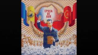 'Pueblo, Ceaucescu, Rumanía' - Canción Rumana (Subtitulado en Español)