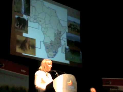 African Renaissance Conference – Part 1 – speech by Linda Pampallis