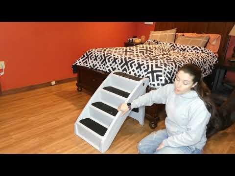 PetSafe CozyUp Folding Pet Stairs Review