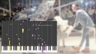 G-Dragon - Who You (Piano)