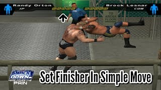 Set Finisher In Simple Move | Ft. Randy Orton | WWE SmackDown! Here Comes The Pain (2003)