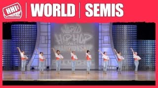 Bubble Gum - New Zealand (Junior) @ HHI's 2013 World Hip Hop Dance Championship