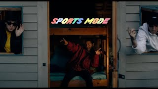The Bebé Culture - SPORTS MODE (Official Music Video) @thebebeculture