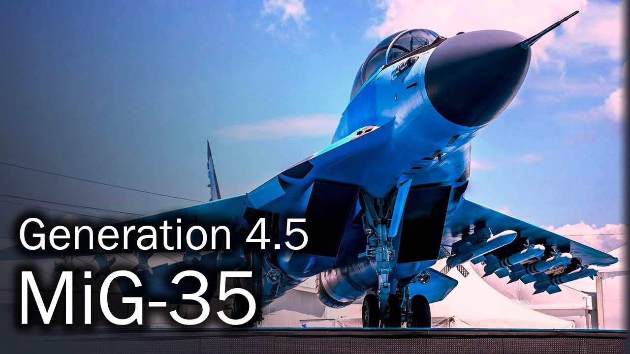 MiG-35 - the New Generation of a Legend
