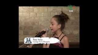 Patai Anna - Contigo en la distancia / live /