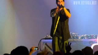 """Virtus - """"Algo a Dizer"""" no Hard Club, Porto, 15/12/2012 - Vicious HipHop #4"""