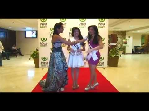 Teen Universe 2012 Alfombra roja en Nicaragua se Viste de Moda