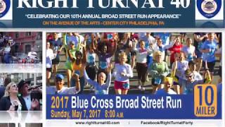 RTAF _ Chicken Fried - A Zac Brown Cover - Broad Street Run 2017