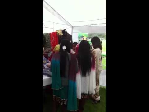 St Annes Park Irish  Bangladesh festival
