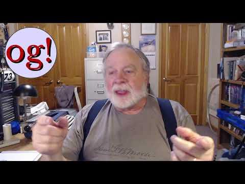 KE0OG Dave Casler Live Stream 21 Jan 2021