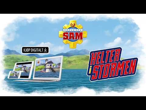 Brannmann Sam - Helter i stormen (digital)