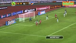Equatorial Guinea vs Burkina Faso 0:0 (AFCON 2015)