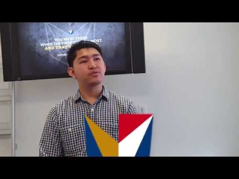 DeVry University Student Testimonial - Gino Marion Galura