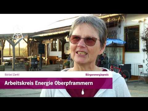 Bürgerenergiepreis Oberbayern 2019: Nachbarschaftshilfe in Sachen Energieeffizienz