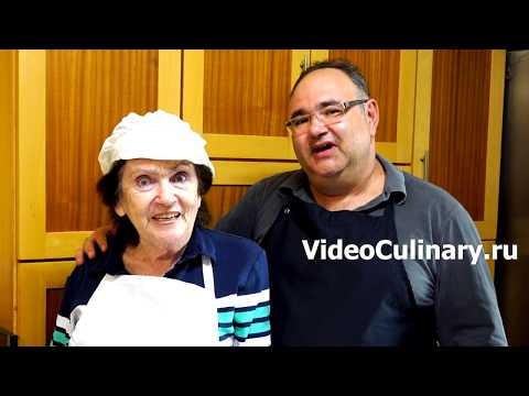 Начинка из картофеля - рецепт Бабушки Эммы