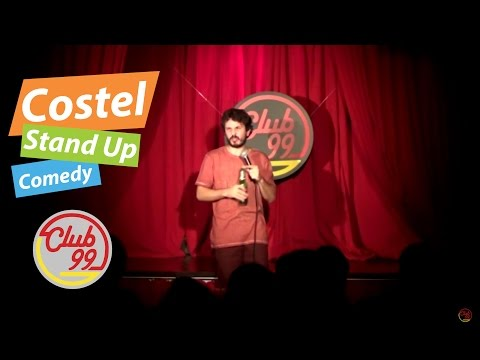 Costel - Fetele de la automatica | Stand-up Comedy