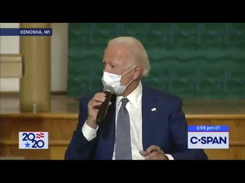 Biden Bizarrely Introduces His Wife in the Middle of an Answer
