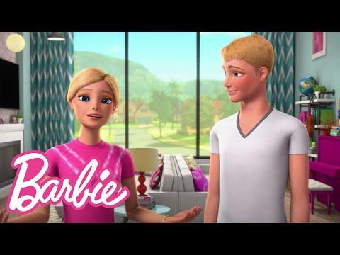 Barbie vs. Ken Tanz-Challenge REVANCHE! | Barbie Vlogs | Barbie Deutsch