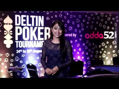 Day 3 at Deltin Poker Tournament Aug'16 powered by Adda52.com