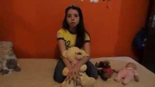 Sabrina canta a música da Kidy