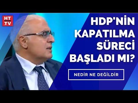 HDP'nin kapatılma süreci başladı mı? Prof. Dr. Selami Kuran yanıtladı