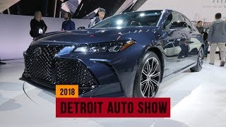 2019 Toyota Avalon: Not just for pensioners anymore
