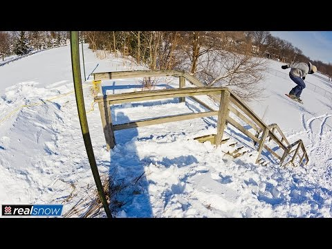 Justin Fronius | X Games Real Snow 2017