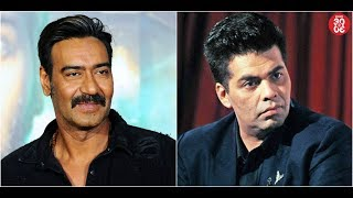 Ajay's Shocking Statement On His Wife Kajol | Karan Johar's Last Wish With Late Sridevi