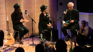 Sean Lennon and Yoko Ono against Fracking, Live in The Greene Space